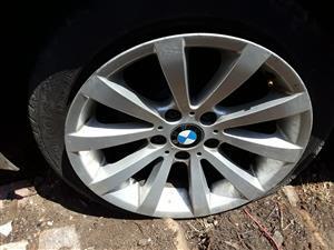 "BMW 17"" Rims & Tyres"