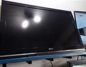 Sony bravia 40 inch LCD FHD TV with original remote control