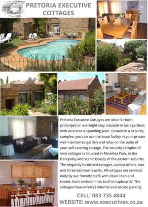 Pretoria Executive Cottages