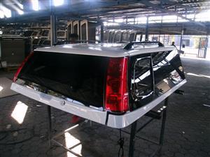 ISUZU 12 EXT CAB STEELTOP CANOPY 9554