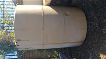 5000l fibreglass jojo tank for sale