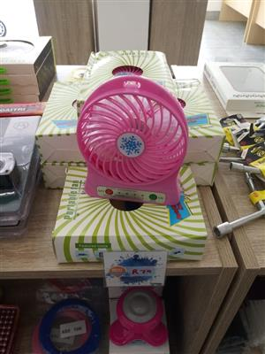 Rechargeable Mini Fan
