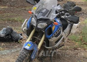 War Eagle Racing Motorcycle Screens and Fairings Yamaha 1200 Tenere Screen