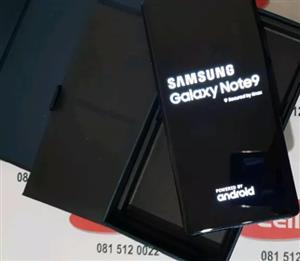 Samsung Note 9 Blue 128g