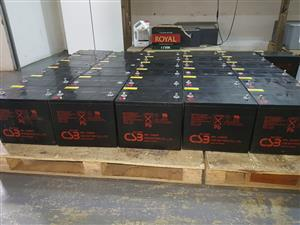 . Csb Deep Cycle Battery 75Ah For Sale