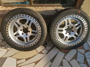 4 Rims/Mags