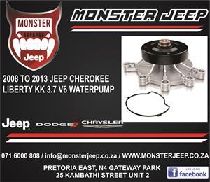 Jeep Cheroke Liberty KK 3.7 V6 Waterpump