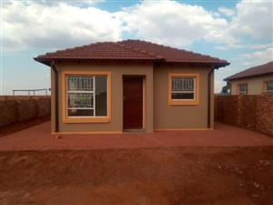 New Development in Borwa , Westonaria