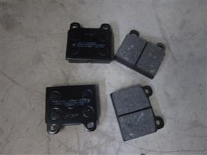 VW (CARAVELLE 2,1i)(KOMBI 1,8)(MICROBUS 2,1i) front brake pads