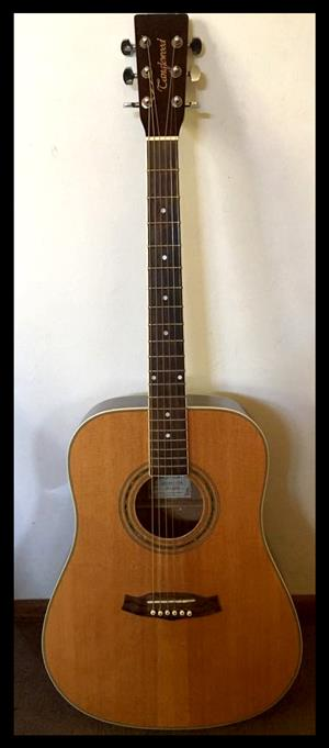 Tanglewood DBT DLXD Acoustic Guitar