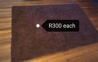 2 x Carpets for sale