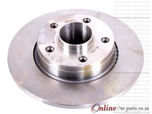 Nissan Primastar 1.9DCi 2007- Rear Brake Discs