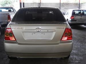 2005 Toyota Corolla 1.4 Professional
