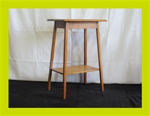 Victorian Oak Side Table(SKU 336)