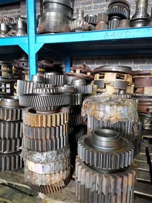 Komatsu gears new and used