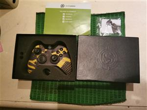 Xbox one scuff controller R1999 in box with everything