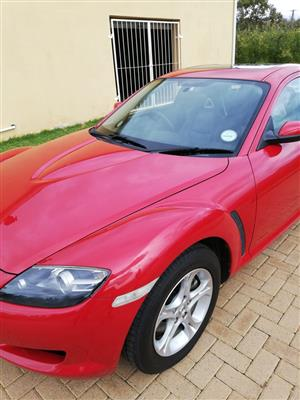2007 Mazda RX-8 5 speed