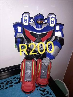 Transformer toy for sale