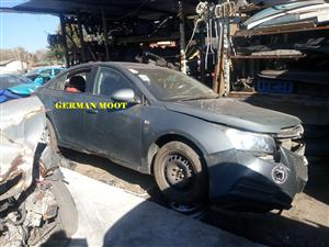 cHEVY CRUZE SPARE PARTS