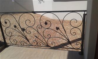 Balustrades panels