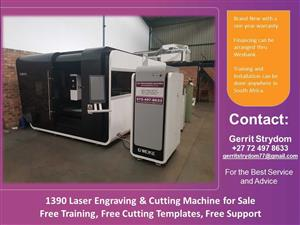 Fiber Laser Cutting Machines for Sale
