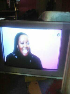 34inch colour tv