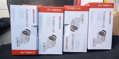 Hikvision HD 1080P Infrared Hybrid Turbo Bullet Camer Brand New