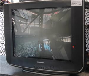 Samsung 54cm tv no remote S037787A #Rosettenvillepawnshop