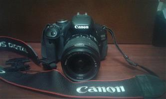 CLEAN CANON EOS600D CAMERA