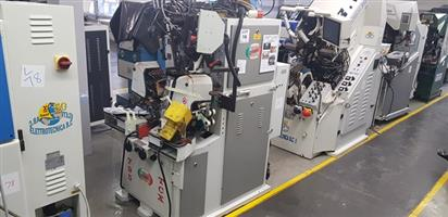 Ormac 795 TCX Seat And Side Laster - ON AUCTION