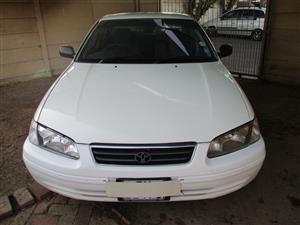2002 Toyota Camry 2.4 XLi automatic