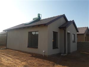 New house for sale in Soshanguve v v