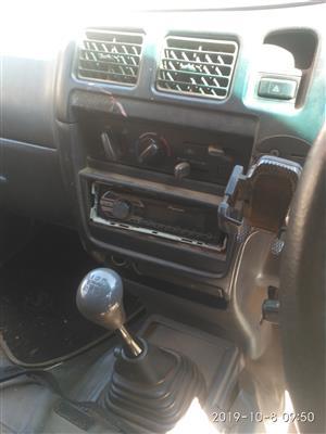 2001 Toyota Hilux 2.0
