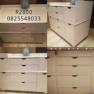 White compactum drawer for sale