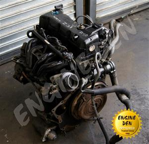 FORD BANTAM/FIESTA 1.6 ROCAM CDB USED ENGINE