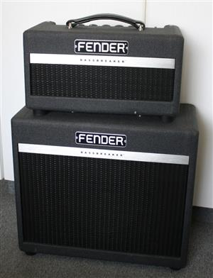 Fender Bassbreaker 007 - Guitar Valve Amp Head and Cab - 7 Watts - Celestion Speaker