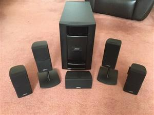 Bose Lifestyle 48 Home Theater System New