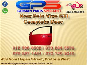 New VW Polo Vivo GTI Complete Door for Sale