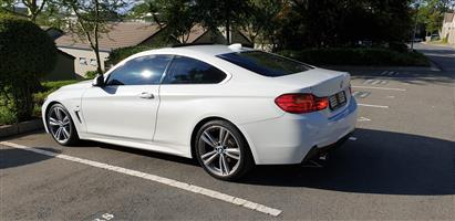 2014 BMW 4 Series 420i Gran Coupe sports auto