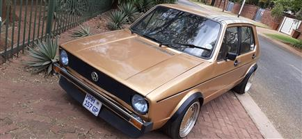 1981 VW Citi