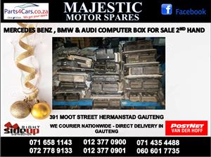 Majestic motor spares used computer box for sale