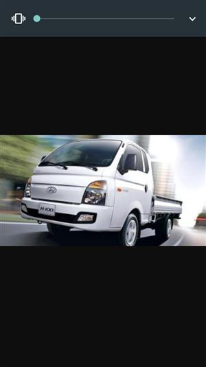 2014 Hyundai H-100 Bakkie 2.5TCi chassis cab