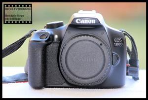 Canon EOS 1300D Bundle