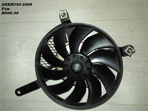 GSXR750 2008 Fan