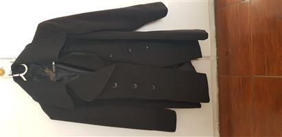 3 x Woolen coats