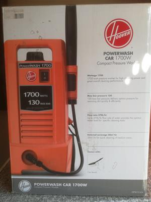 Hoover Car wash Power Washer