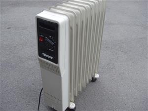 Finesse 8 fin oil heater  - in excellent condition