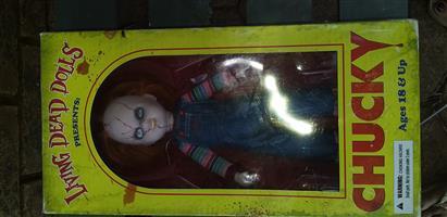 Chucky living dead doll