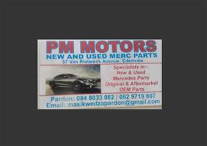 We are specialists in New and Used Mercedes Benz parts