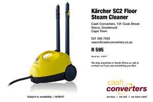 Karcher SC2 Floor Steam Cleaner